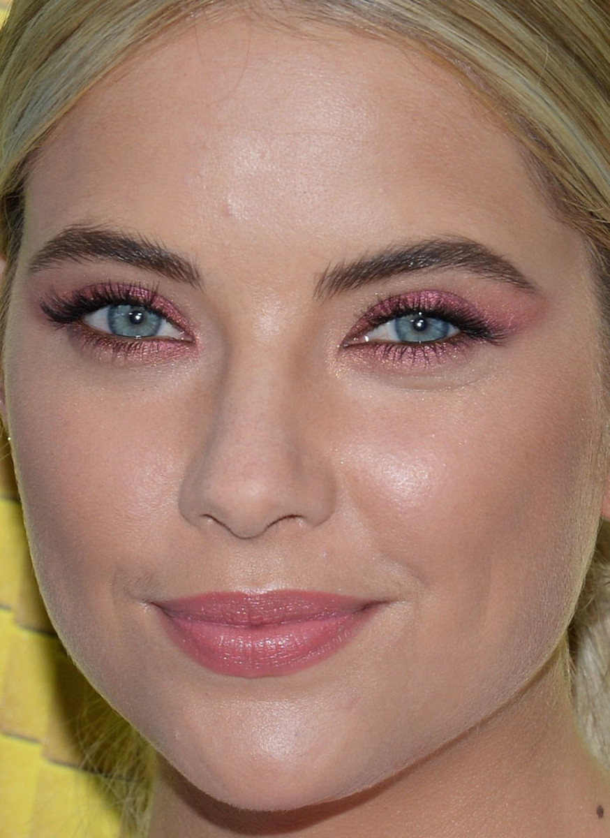 Ashley Benson, Pixels New York premiere, 2015