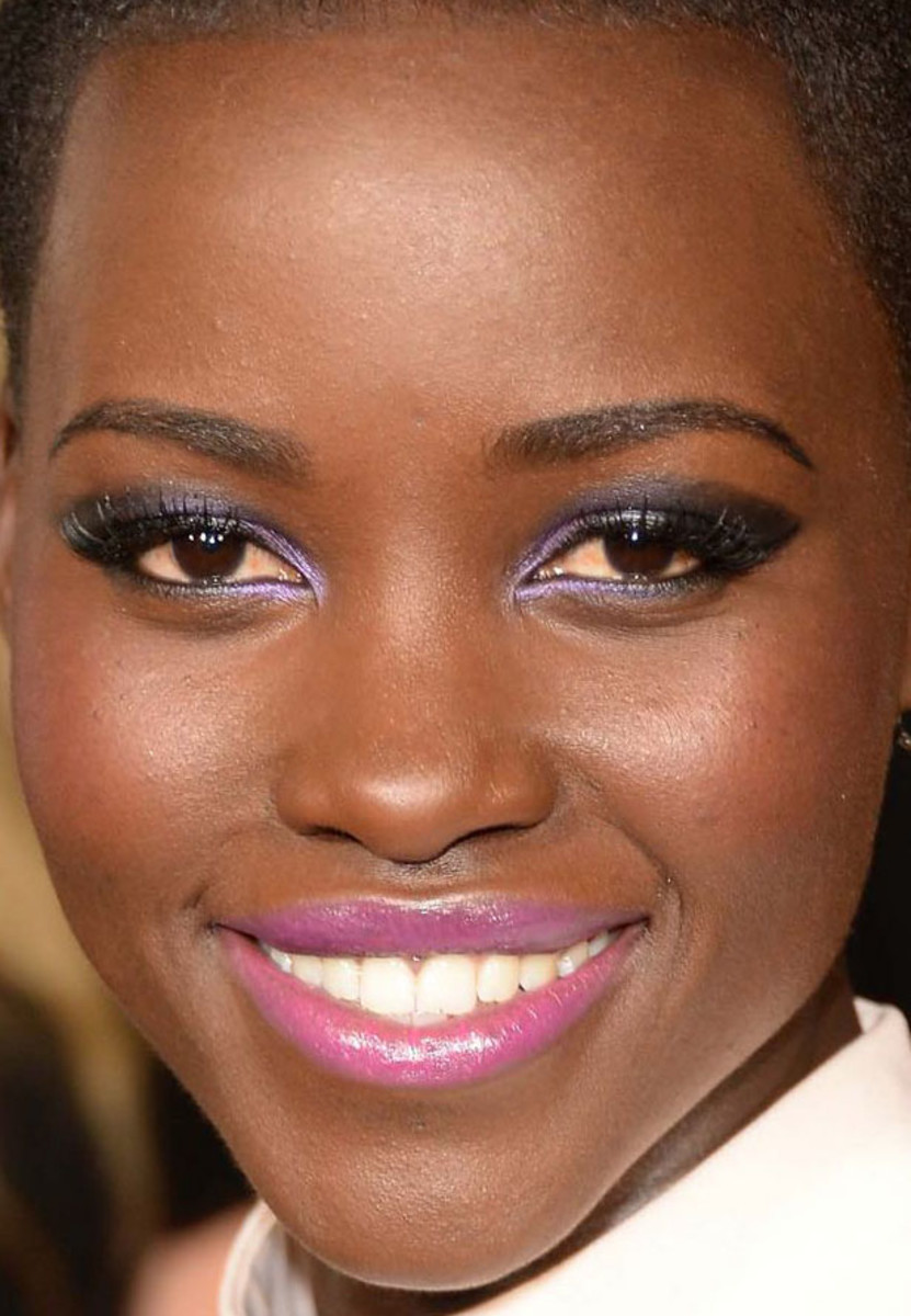 Lupita Nyong'o, 12 Years a Slave premiere, 2013