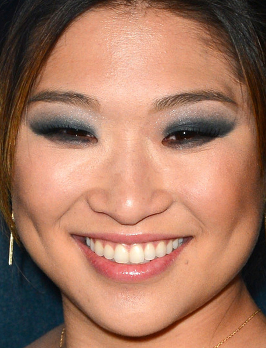 Jenna Ushkowitz, Glee 100 episode celebration, 2014