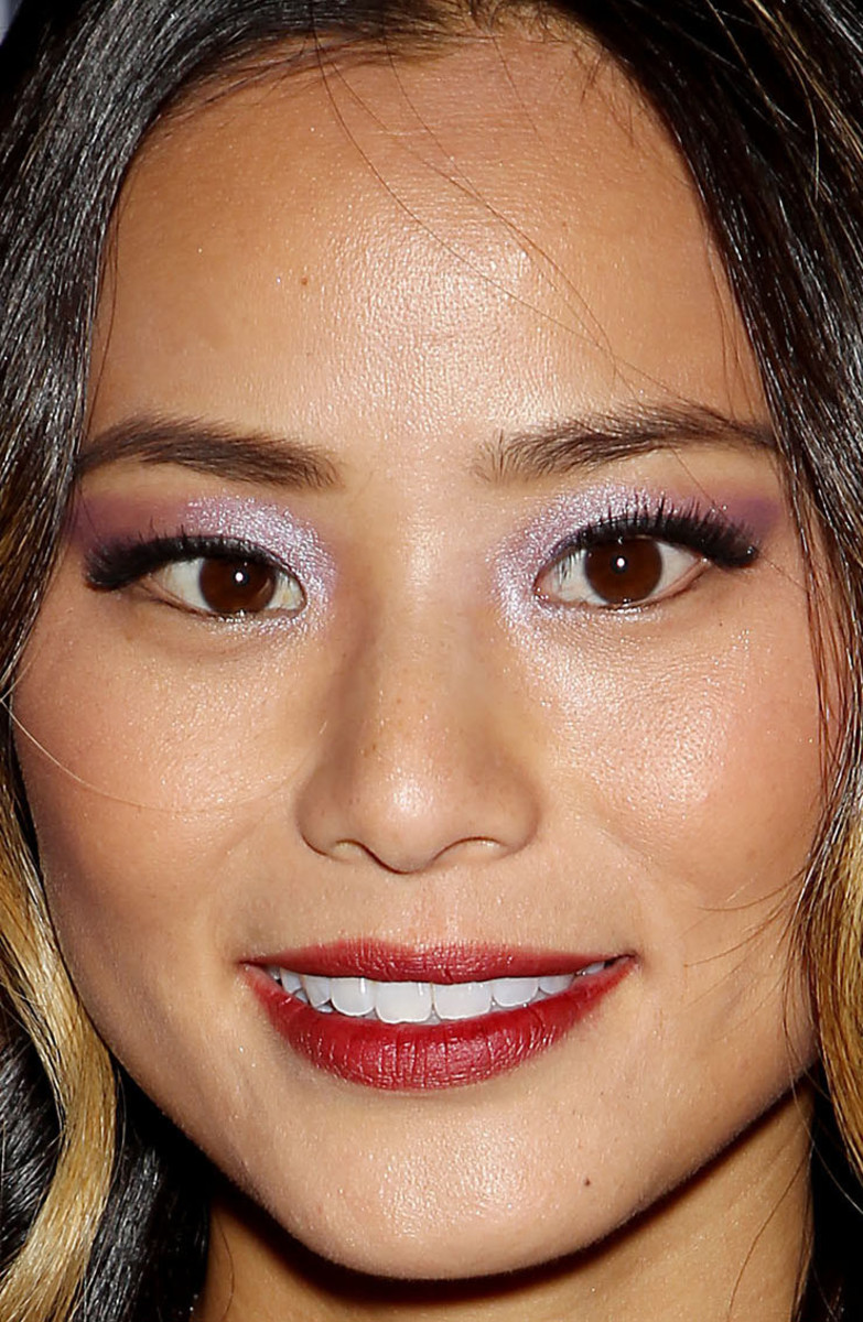Jamie Chung, NBA 2K15 launch celebration, 2014