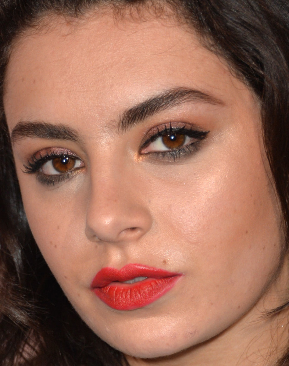 Charli XCX, Flowerbomb fragrance 10th anniversary party, 2015