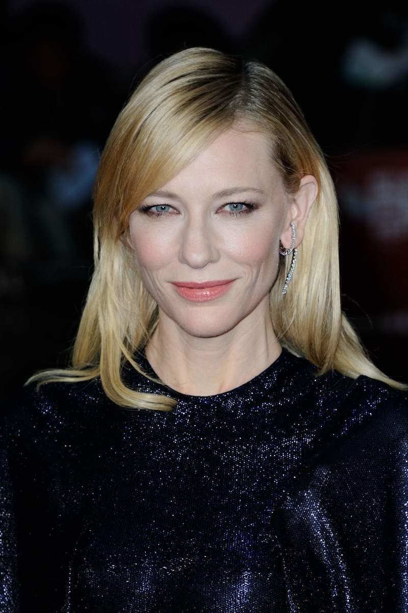 Cate Blanchett, Carol London premiere, 2015