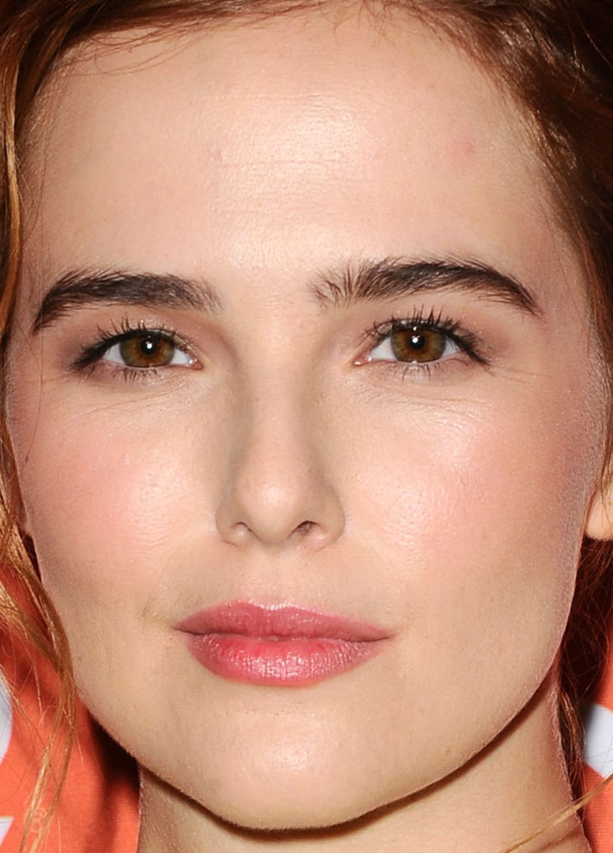 Zoey Deutch, No Kid Hungry Benefit Dinner, 2015