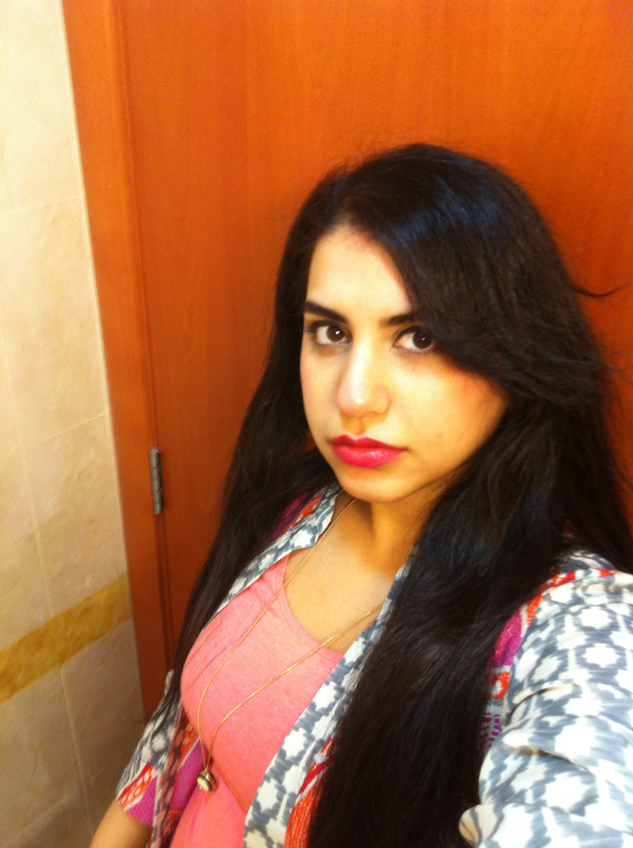 Hair consultation - Eman