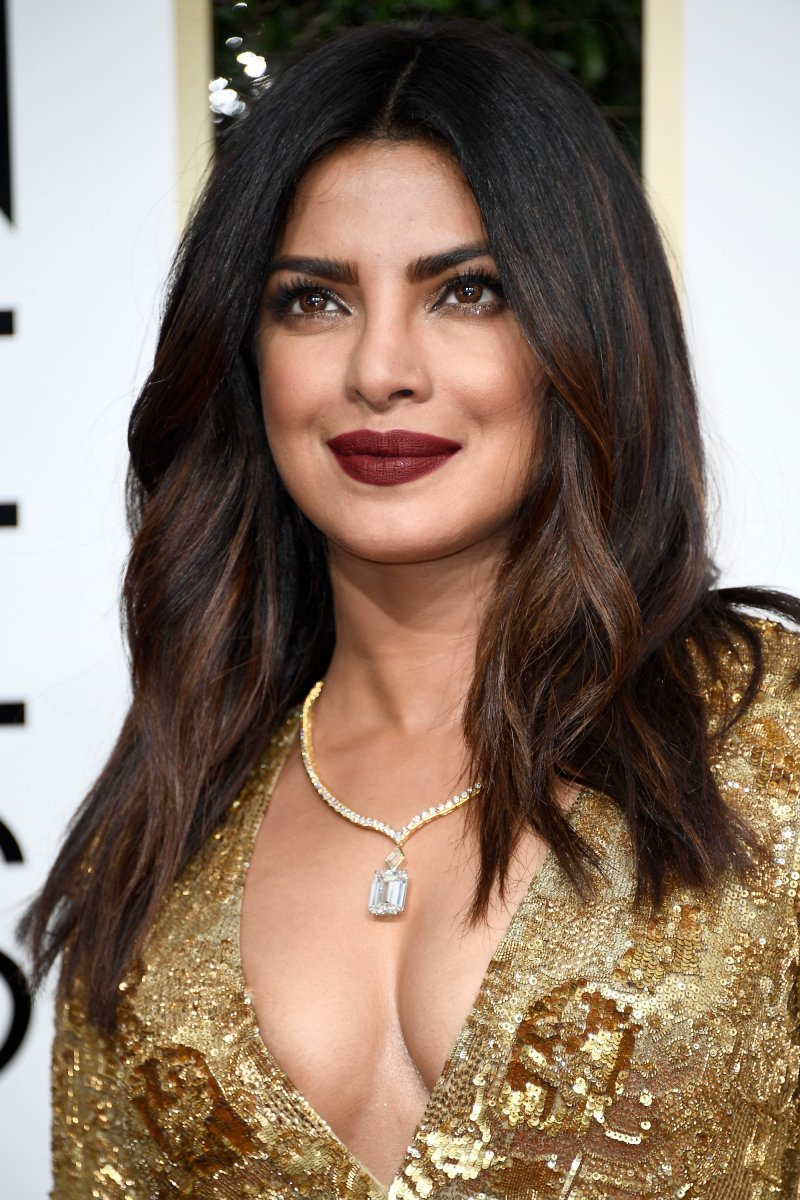 Priyanka Chopra, Golden Globe Awards 2017