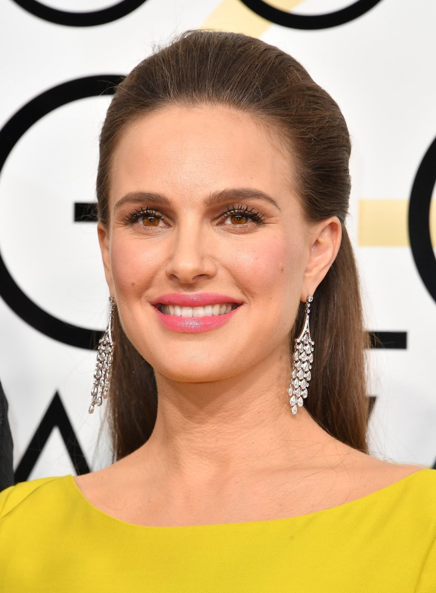 Natalie Portman, Golden Globe Awards 2017