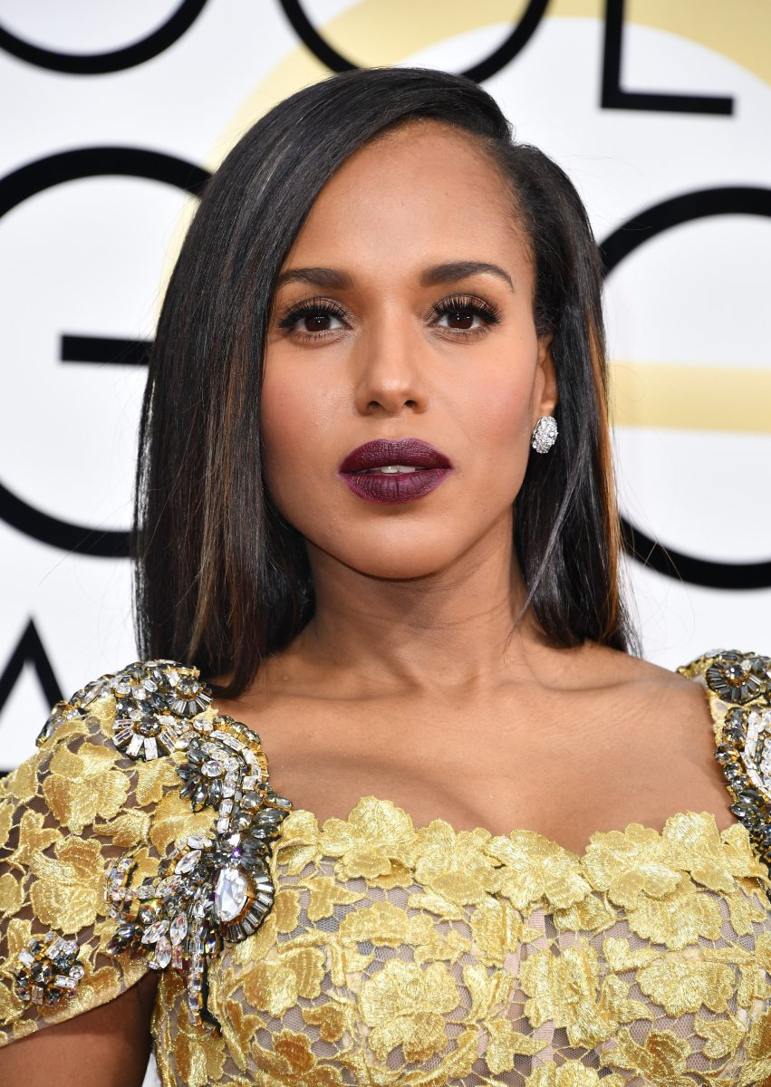 Kerry Washington, Golden Globe Awards 2017