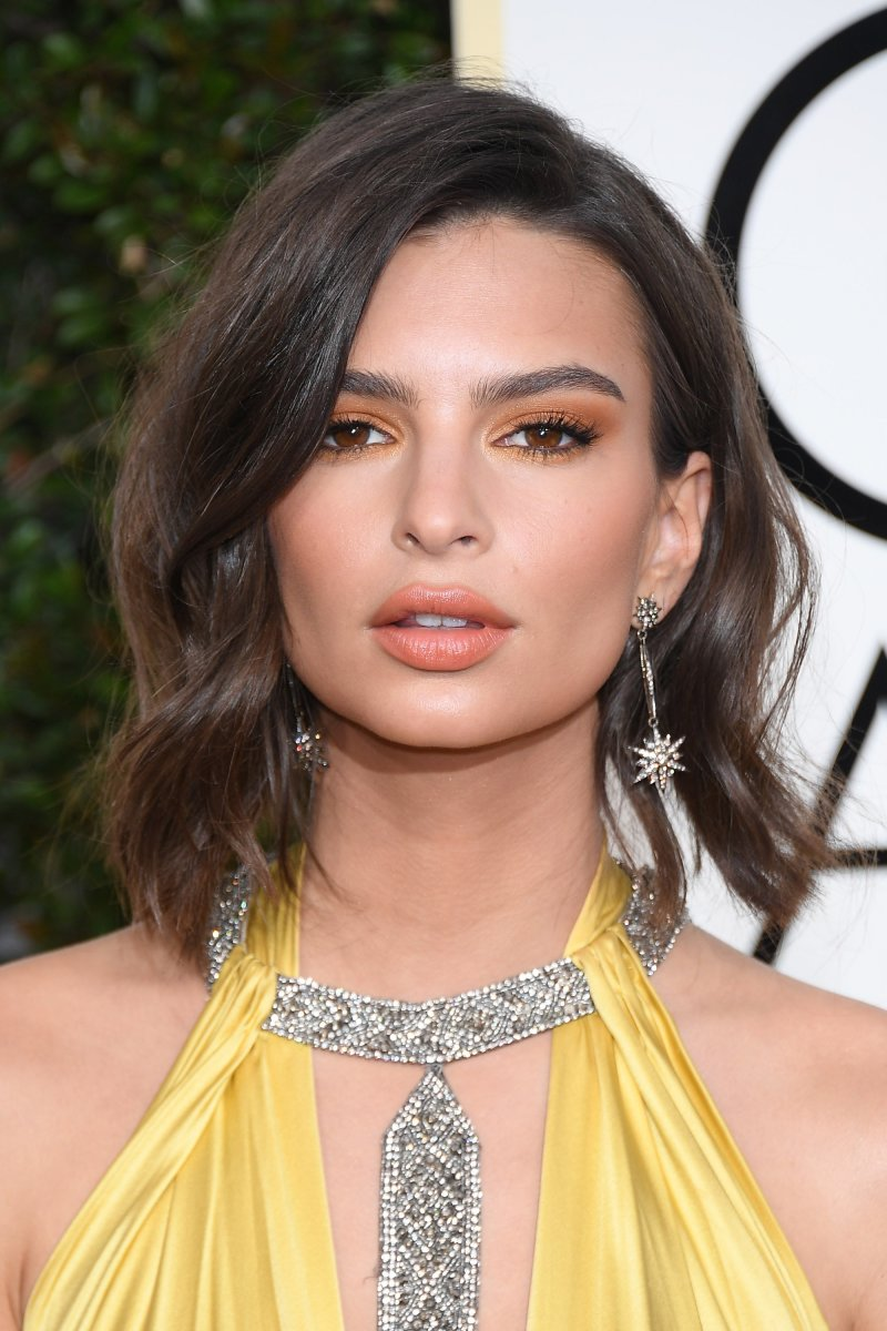 Emily Ratajkowski, Golden Globe Awards 2017