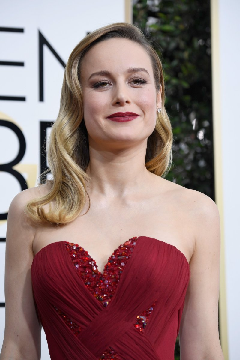 Brie Larson, Golden Globe Awards 2017