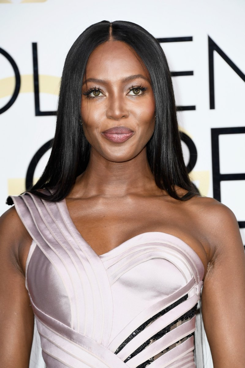Naomi Campbell, Golden Globe Awards 2017
