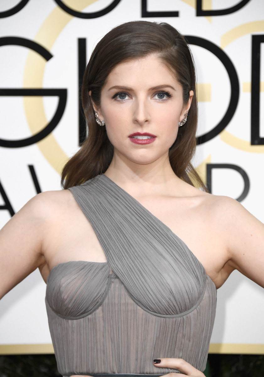 Anna Kendrick, Golden Globe Awards 2017