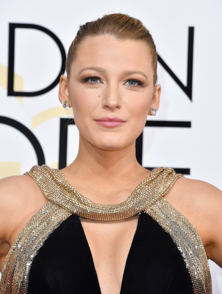 Blake Lively, Golden Globe Awards 2017