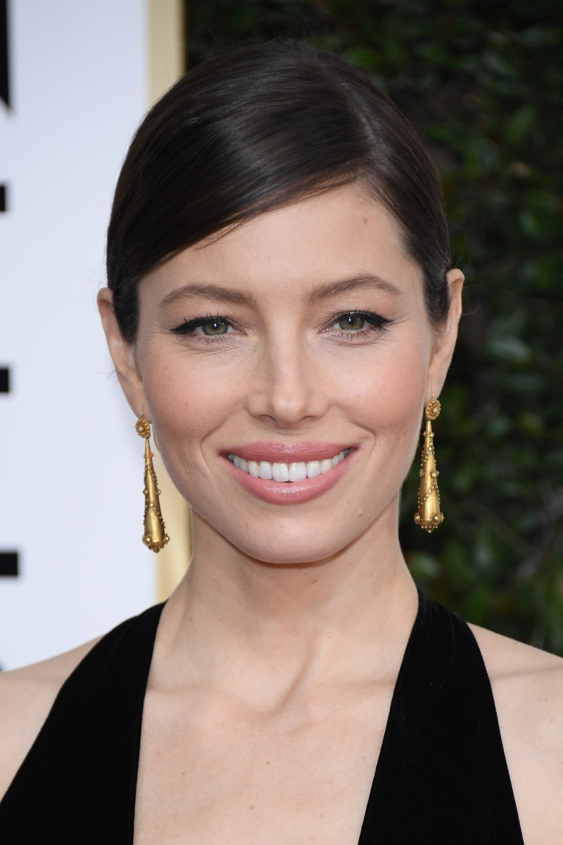 Jessica Biel, Golden Globe Awards 2017