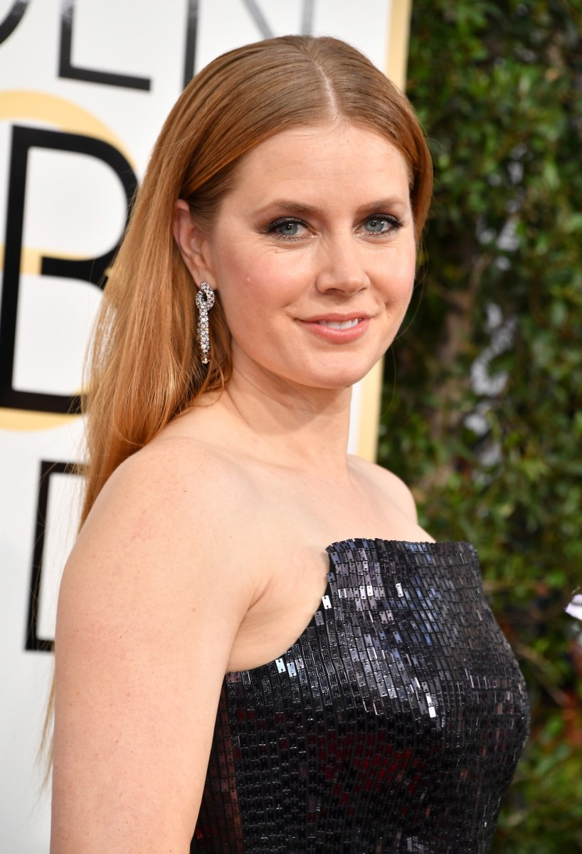 Amy Adams, Golden Globe Awards 2017