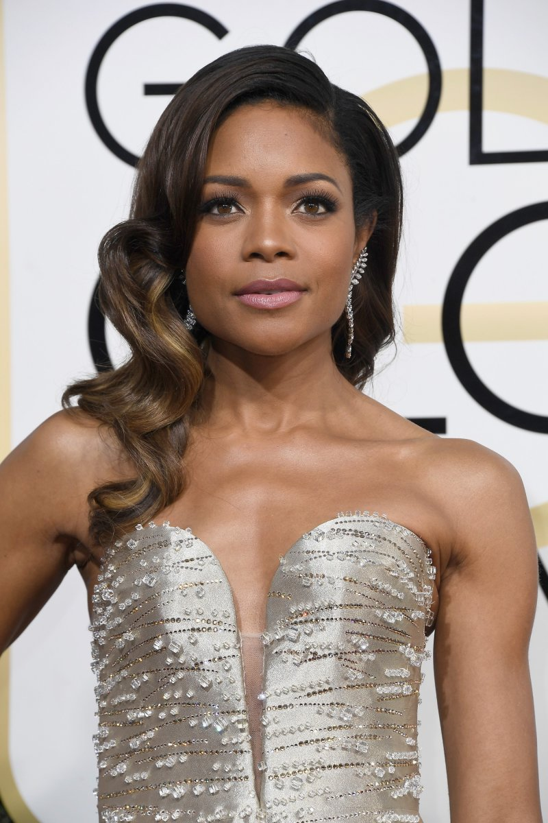 Naomie Harris, Golden Globe Awards 2017