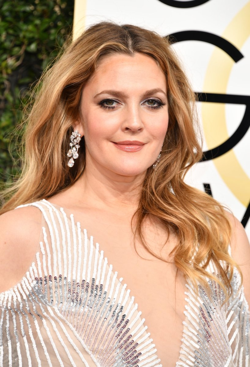 Drew Barrymore, Golden Globe Awards 2017