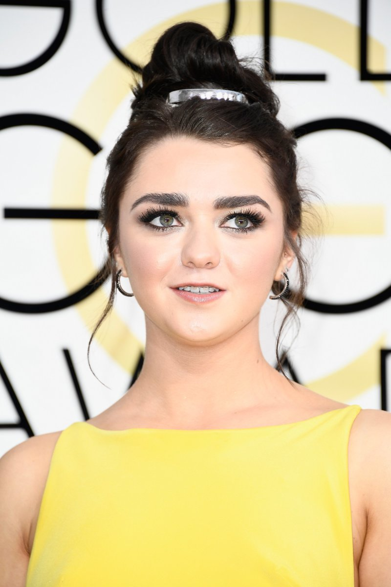 Maisie Williams, Golden Globe Awards 2017