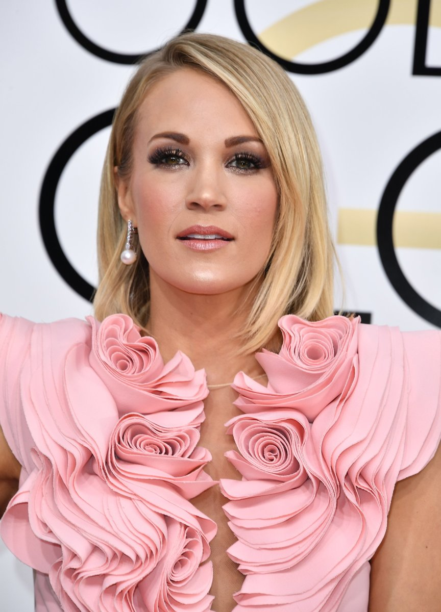 Carrie Underwood, Golden Globe Awards 2017