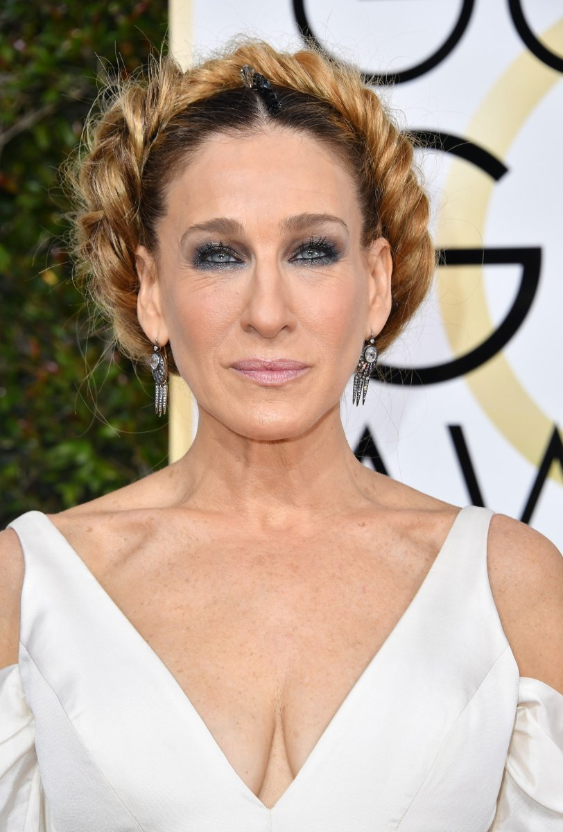 Sarah Jessica Parker, Golden Globe Awards 2017
