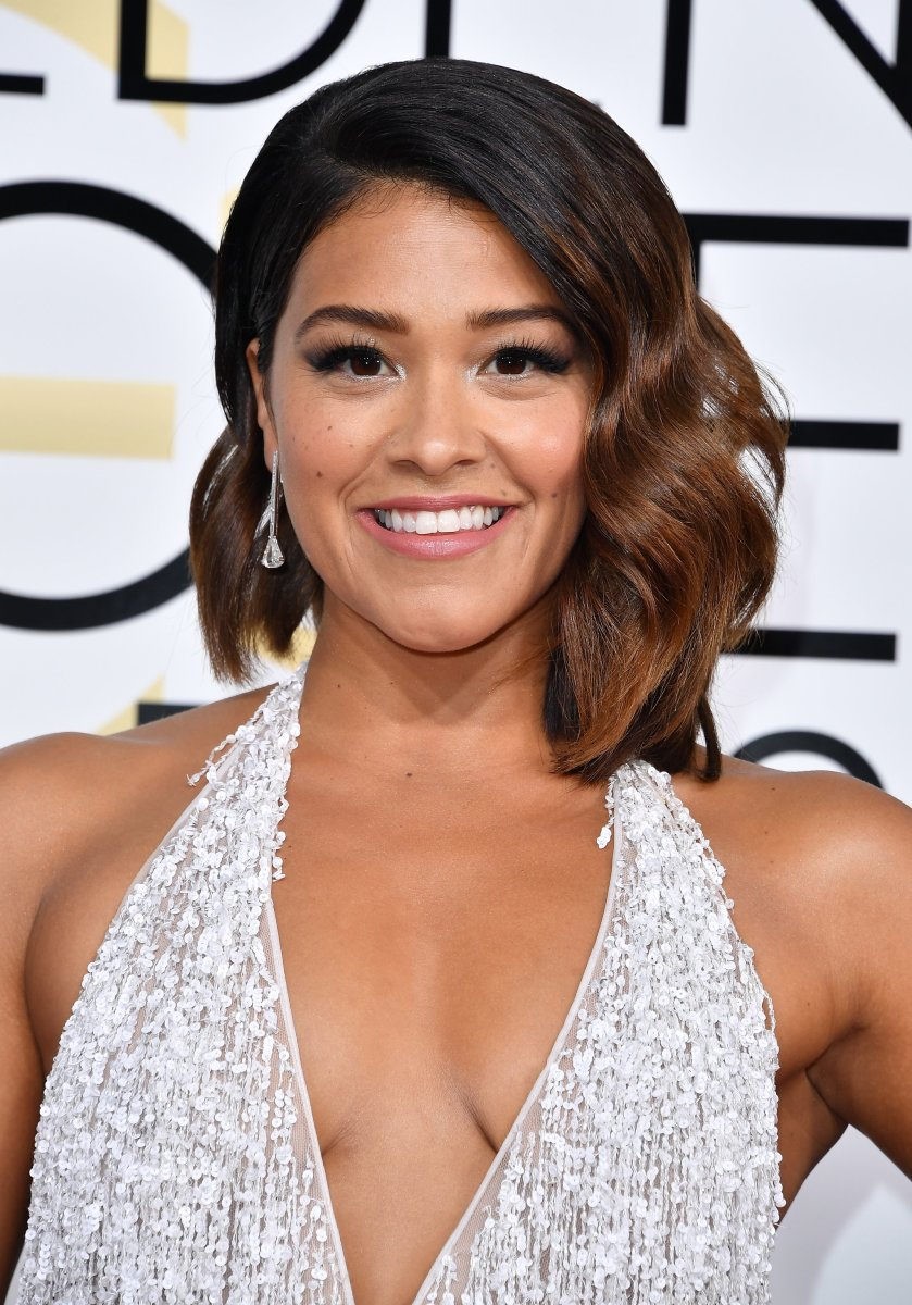 Gina Rodriguez, Golden Globe Awards 2017