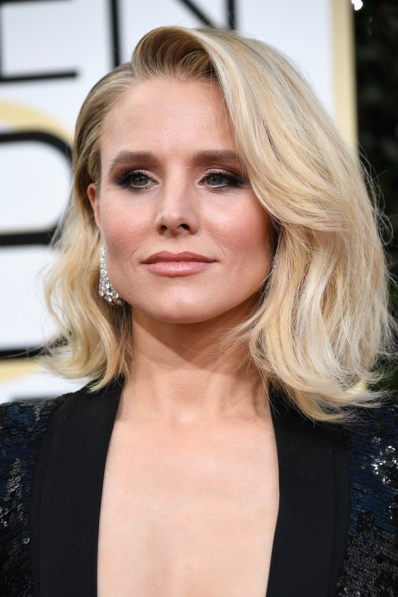 Kristen Bell, Golden Globe Awards 2017