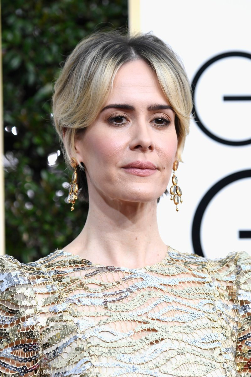 Sarah Paulson, Golden Globe Awards 2017