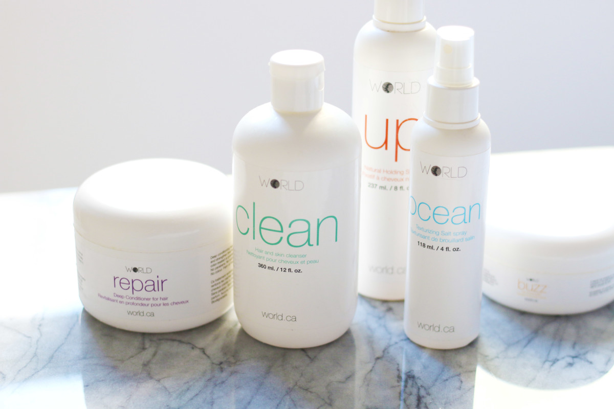 Reviewed a salon quality all natural haircare line for Salon quality shampoo