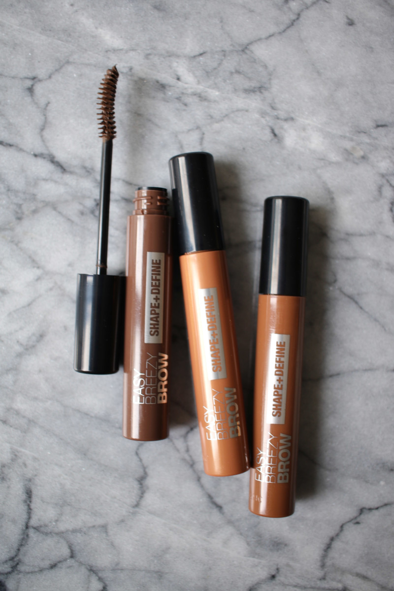 CoverGirl Easy Breezy Brow Mascara