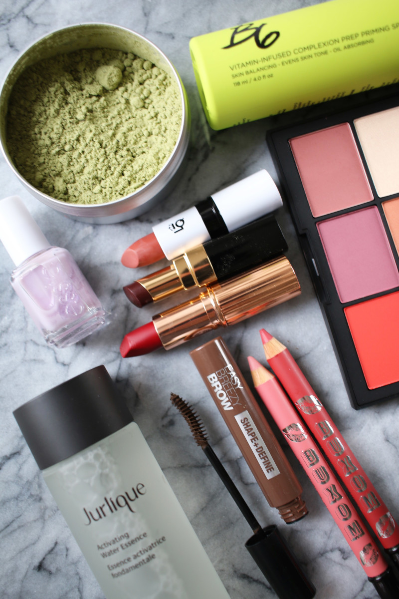 Best new beauty products January 2017