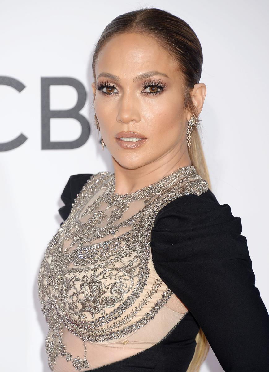 Jennifer Lopez, People's Choice Awards 2017