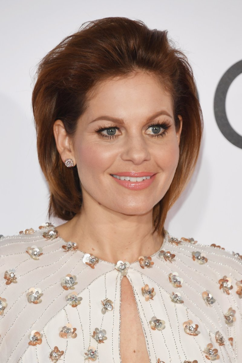 Candace Cameron Bure, People's Choice Awards 2017