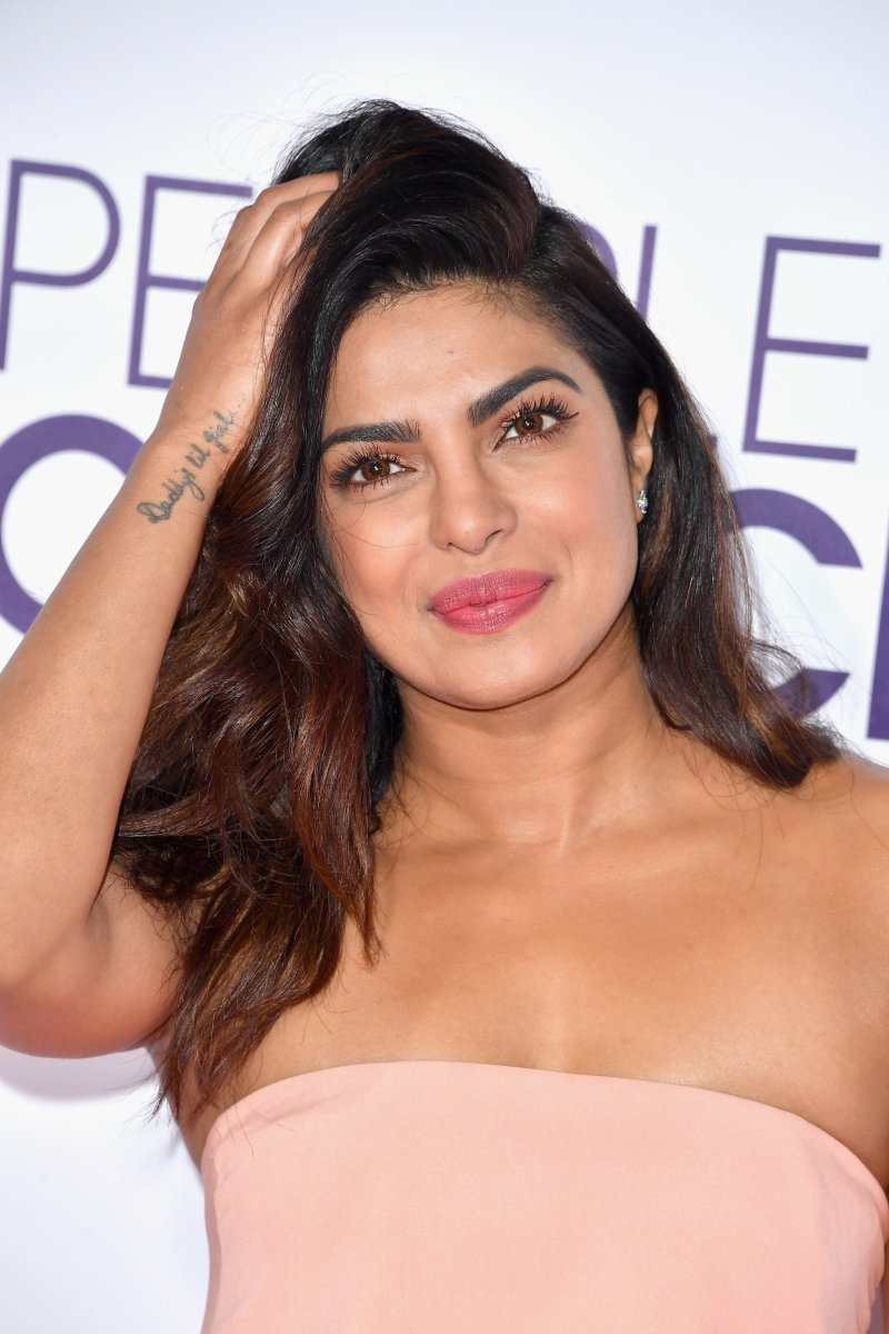 Priyanka Chopra, People's Choice Awards 2017