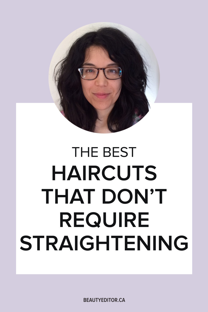 Haircuts that don't require straightening