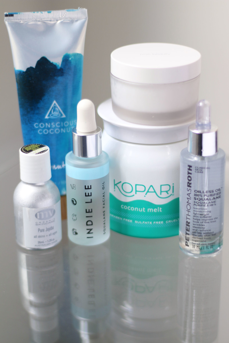 Skincare mistakes - Wearing and eating toxic oils