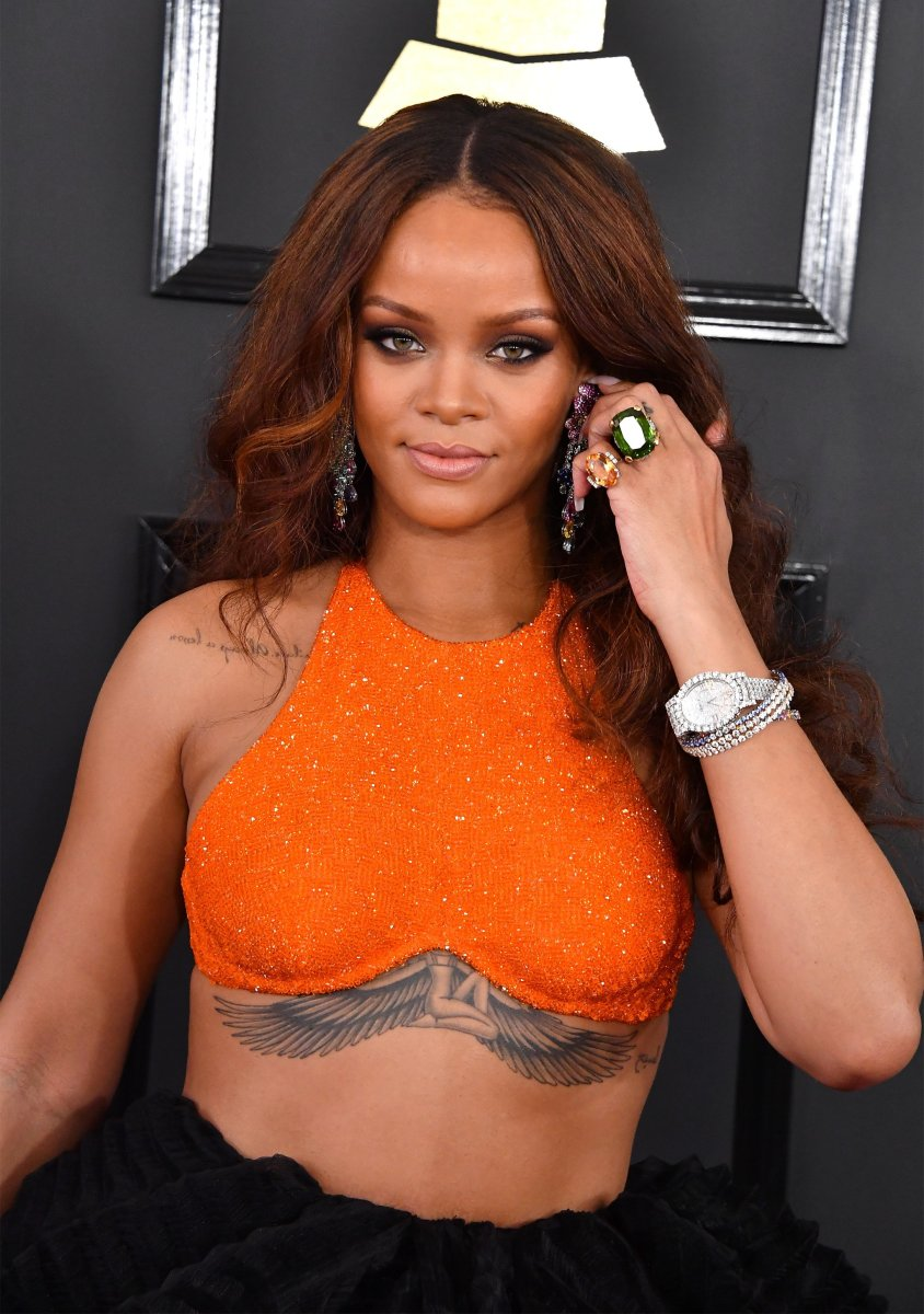 24 Of The Best Beauty Looks At The Grammys Beautyeditor