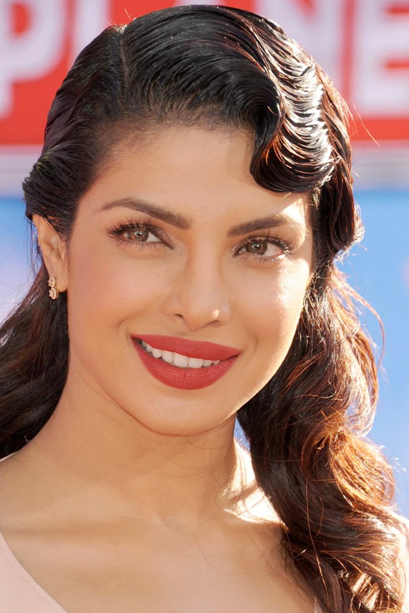 Priyanka Chopra, Before and After - Beautyeditor