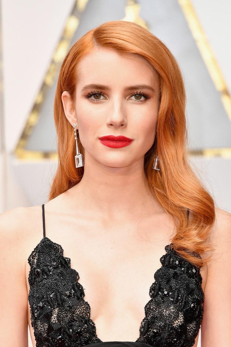 Emma Roberts, Oscars 2017