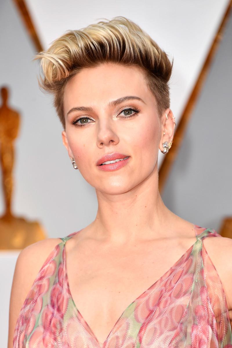 Scarlett Johansson, Oscars 2017