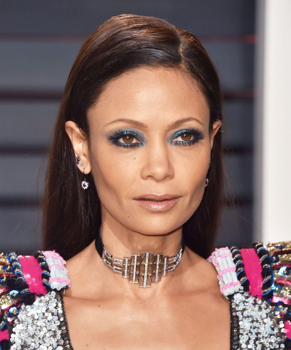 Thandie Newton, Vanity Fair Oscar party, 2017