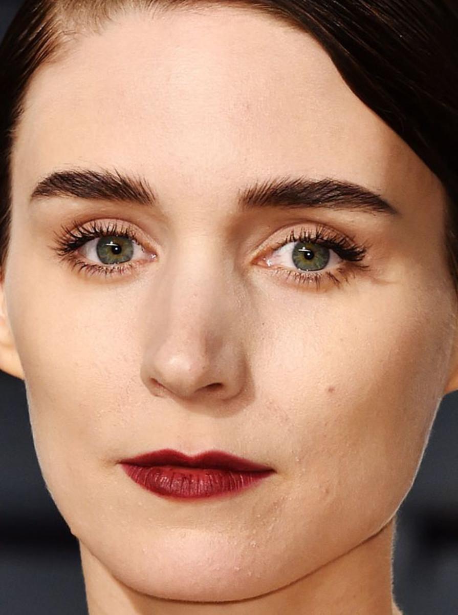 Rooney Mara, Vanity Fair Oscar party, 2017
