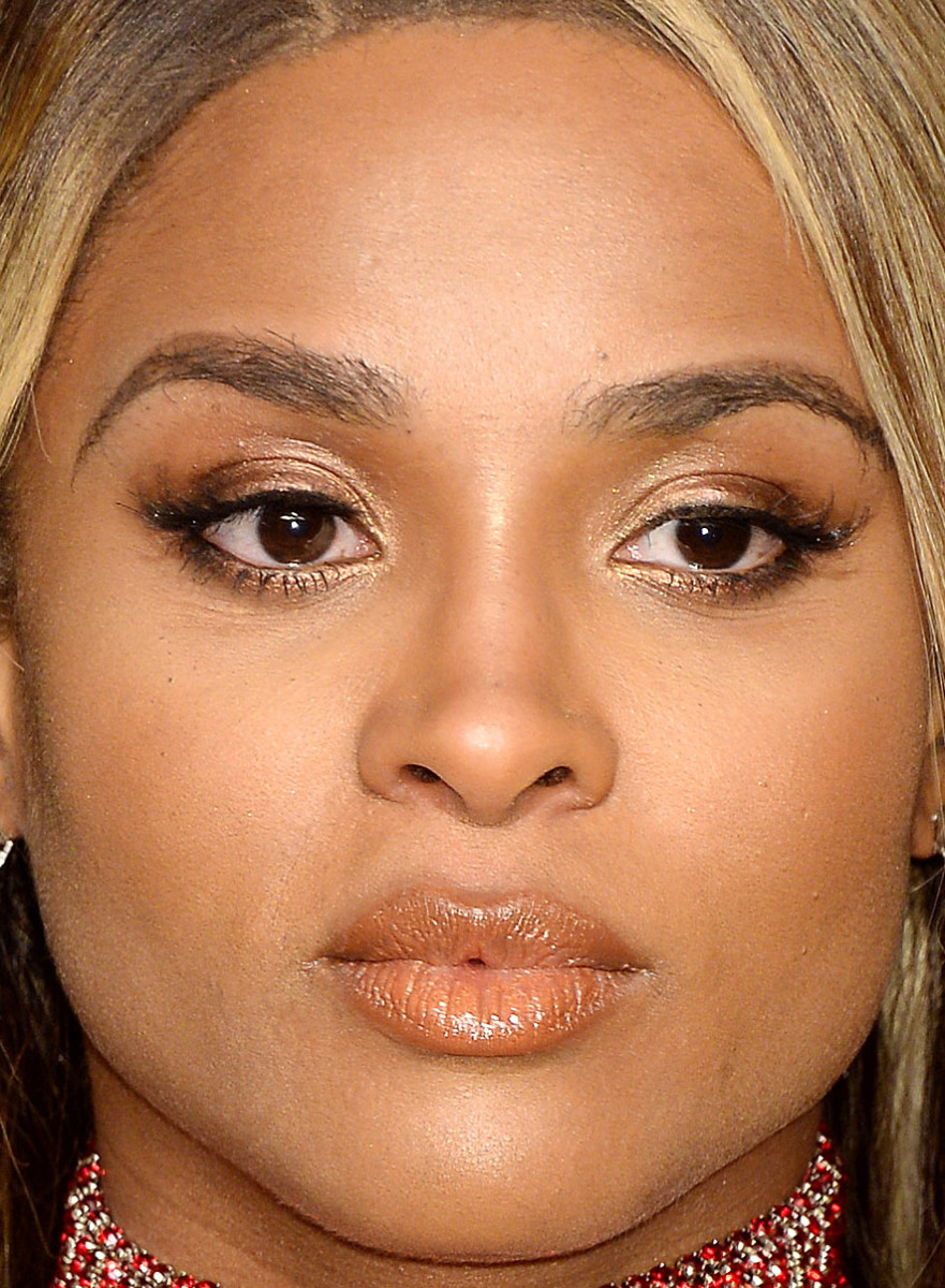 Ciara, Vanity Fair Oscar party, 2017