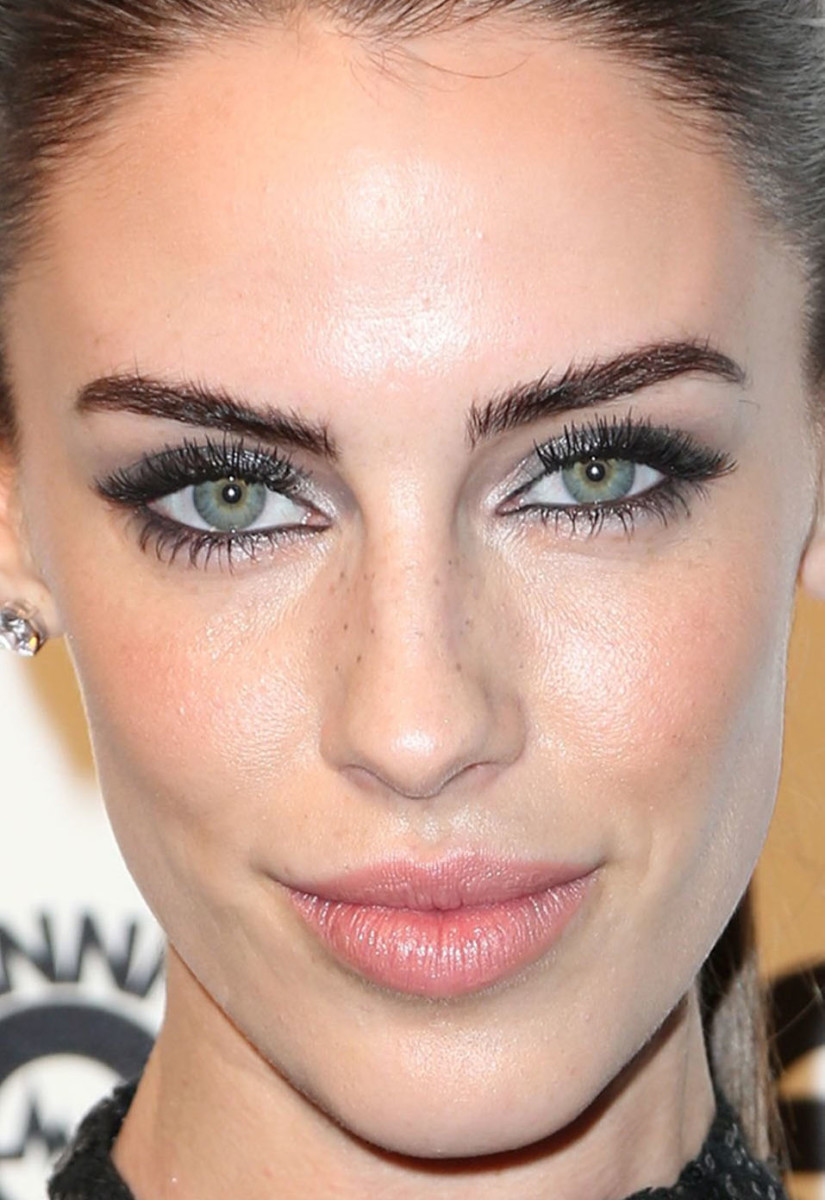 Jessica Lowndes, Elton John AIDS Foundation Oscar viewing party, 2017