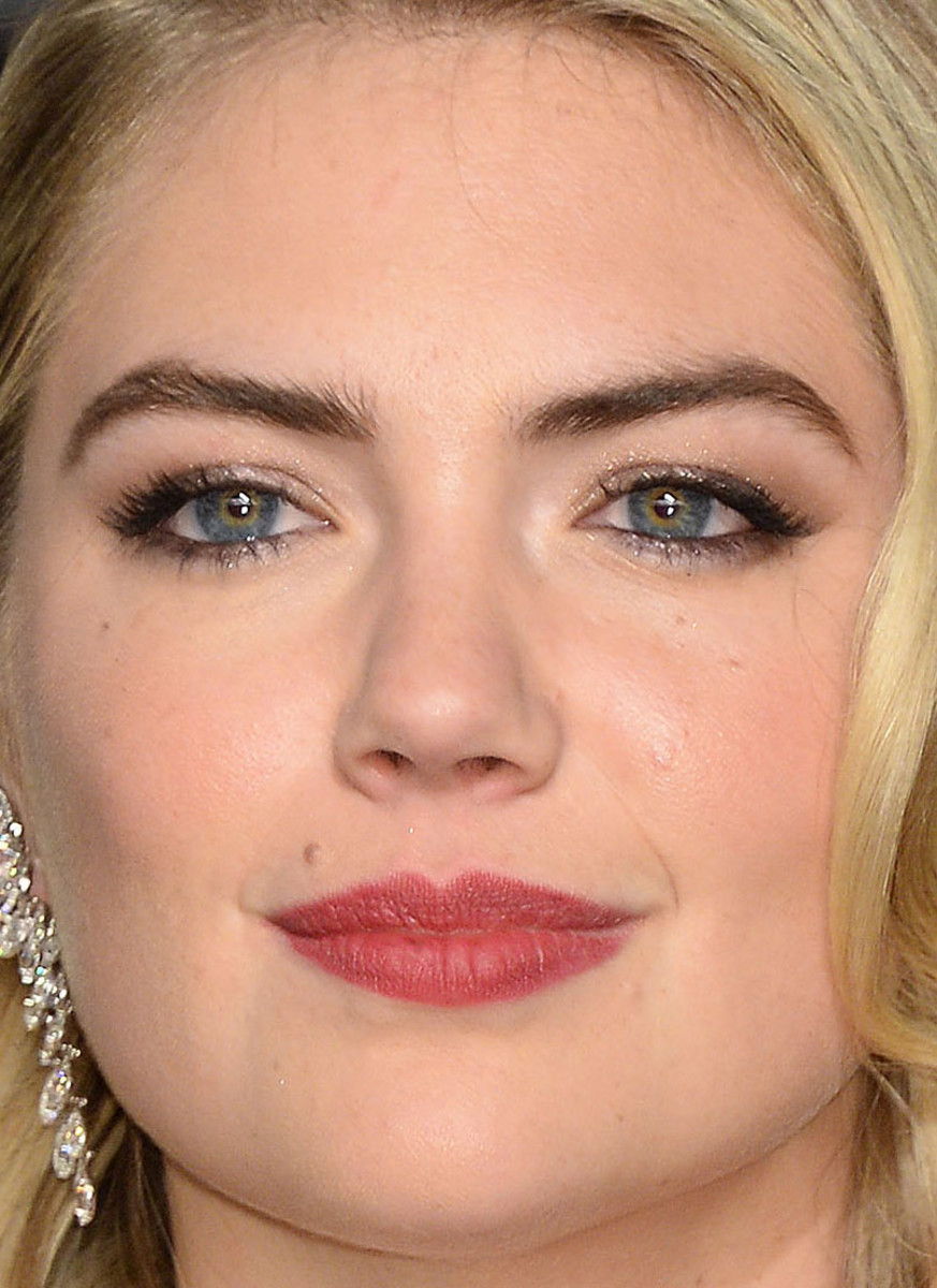 Kate Upton, Vanity Fair Oscar party, 2017