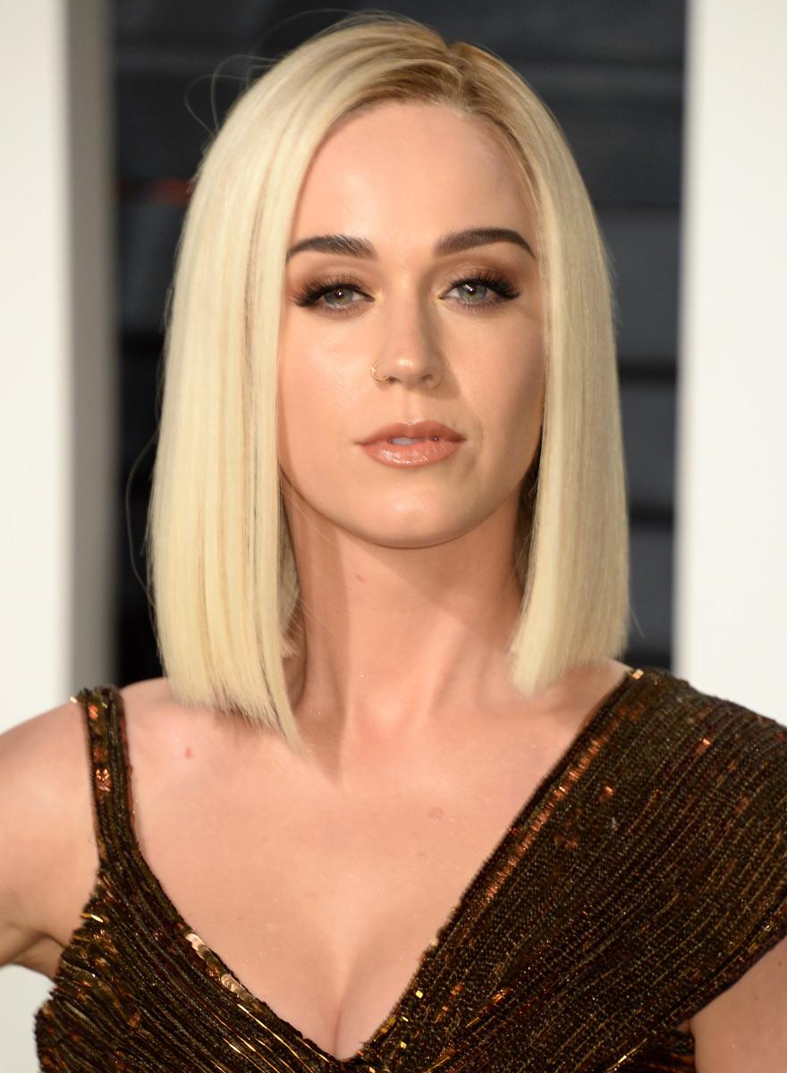 Katy Perry, Vanity Fair Oscar party, 2017