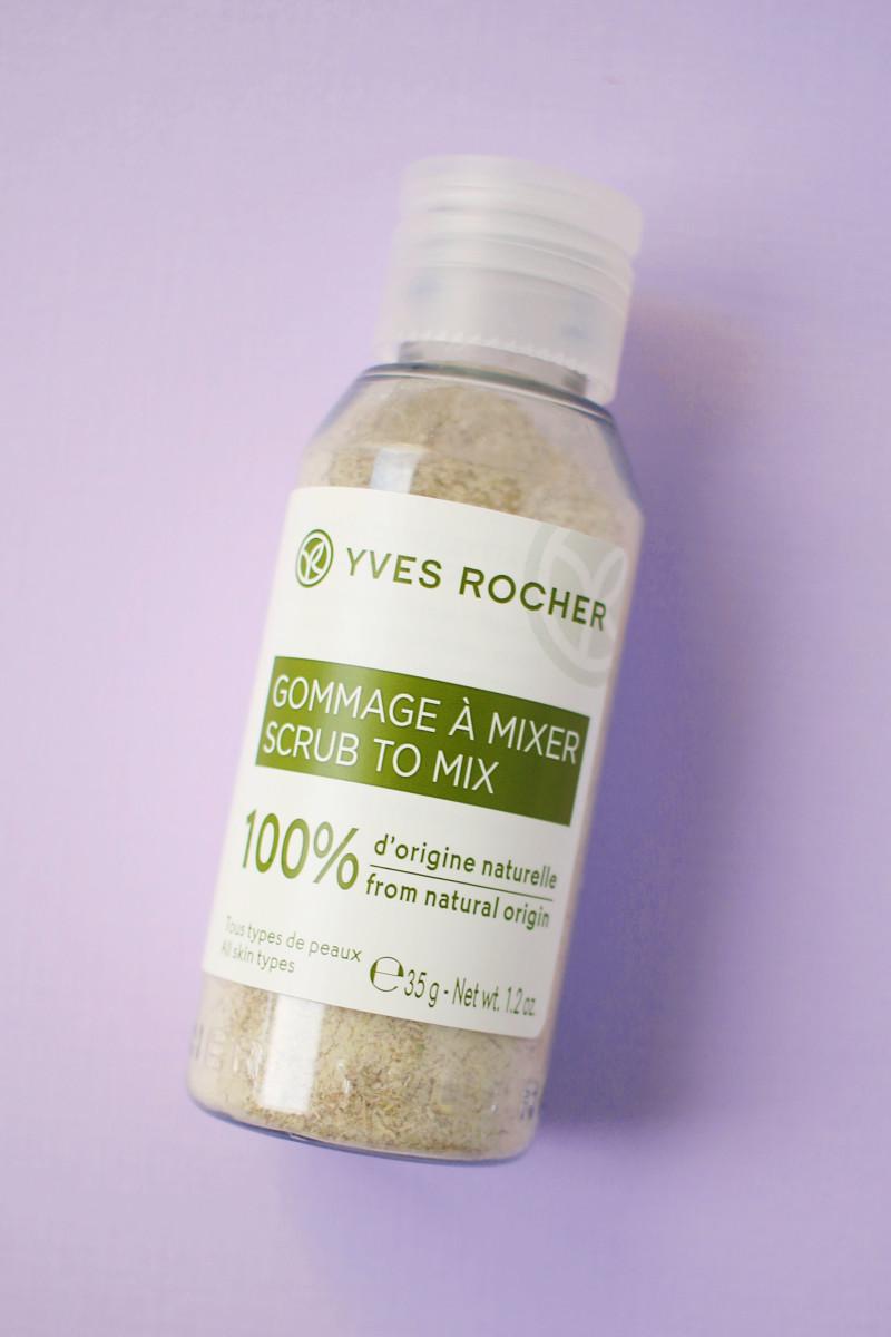 Yves Rocher Scrub to Mix