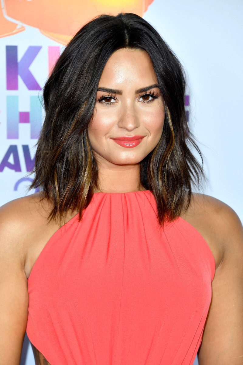 Demi Lovato, Kids' Choice Awards 2017