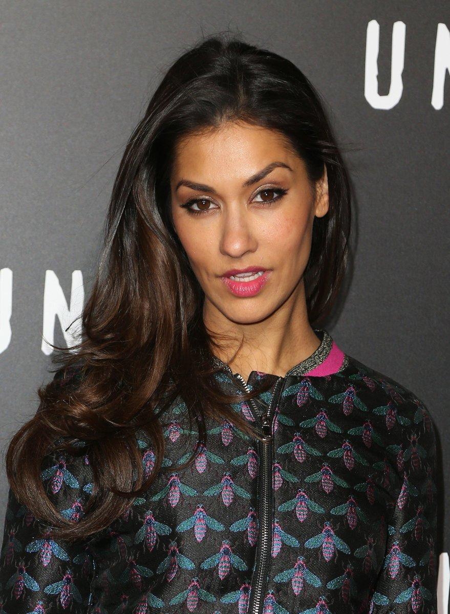 Janina Gavankar, Underground Season 2 premiere, 2017