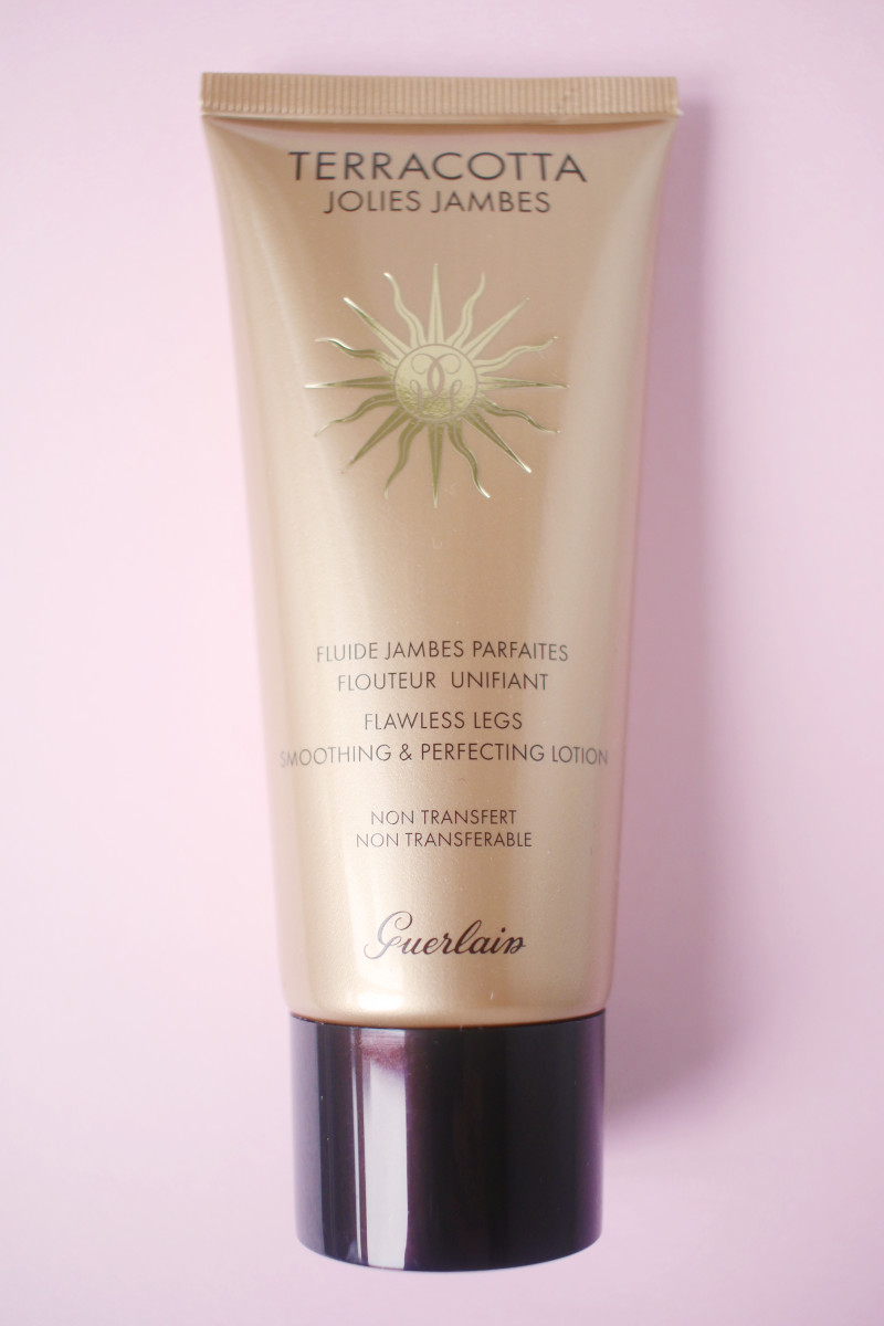 Guerlain Terracotta Jolies Jambes Flawless Legs Smoothing and Perfecting Lotion