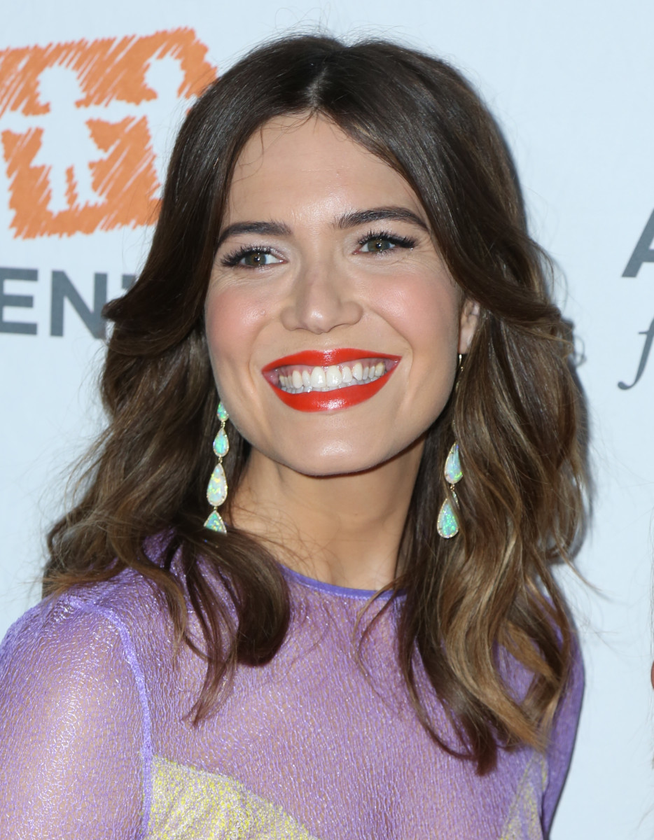 Mandy Moore, Alliance for Children's Rights 25th anniversary celebration, 2017