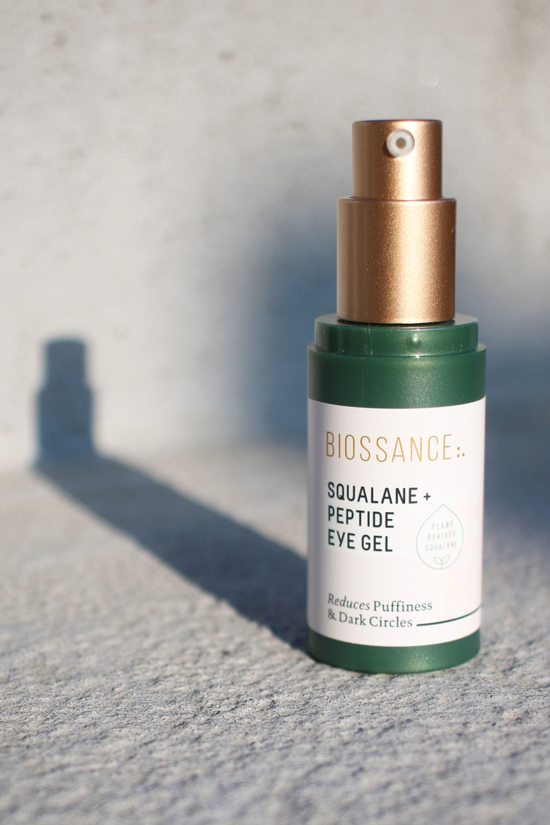 Biossance Squalane and Peptide Eye Gel